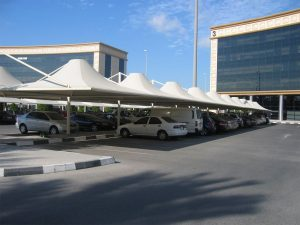 conical-parking-sheds